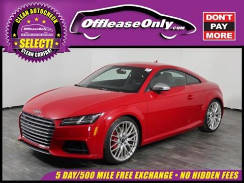 2017 Audi TTS for sale in Orlando, FL