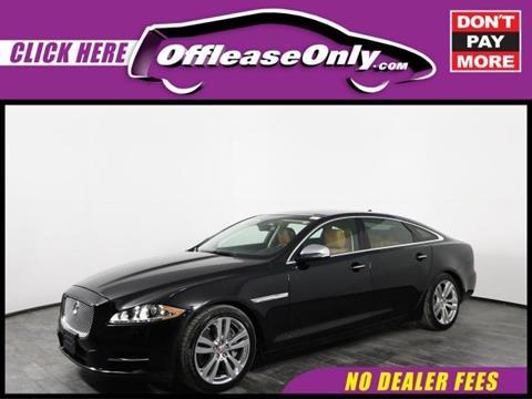 2014 Jaguar XJL for sale in Orlando, FL