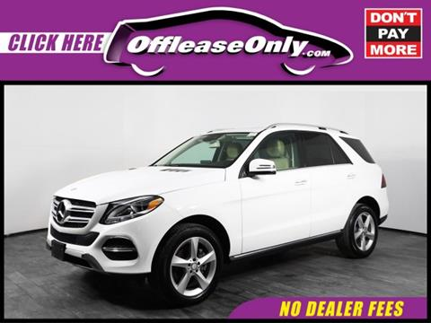 2017 Mercedes-Benz GLE for sale in Orlando, FL