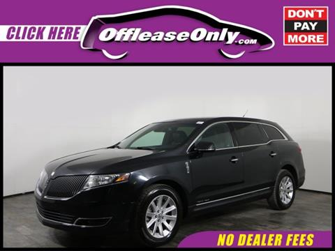 2015 Lincoln MKT Town Car for sale in Orlando, FL
