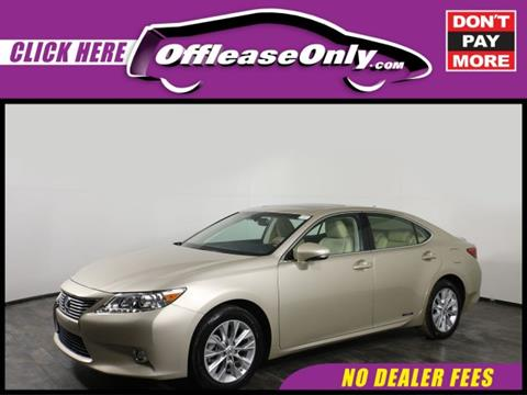 2014 Lexus ES 300h for sale in Orlando, FL