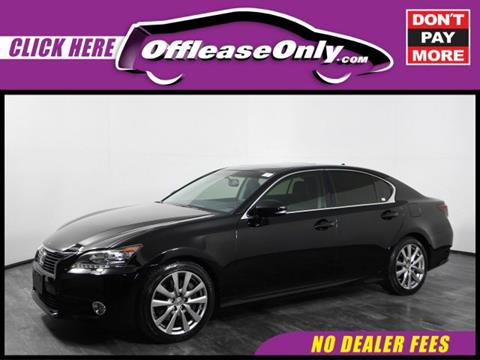 2014 Lexus GS 350 for sale in Orlando, FL