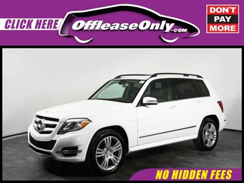 2015 Mercedes-Benz GLK for sale in Orlando, FL