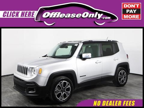 2016 Jeep Renegade for sale in Orlando, FL