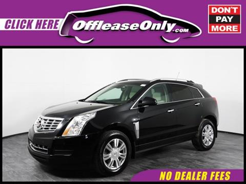 2015 Cadillac SRX for sale in Orlando, FL