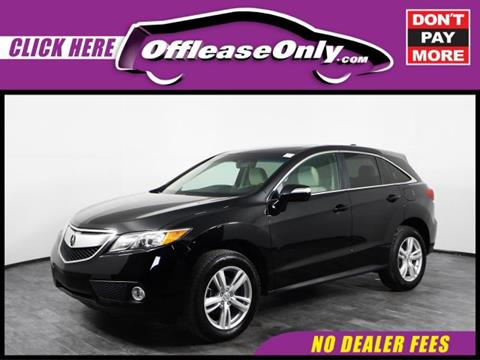 2015 Acura RDX for sale in Orlando, FL