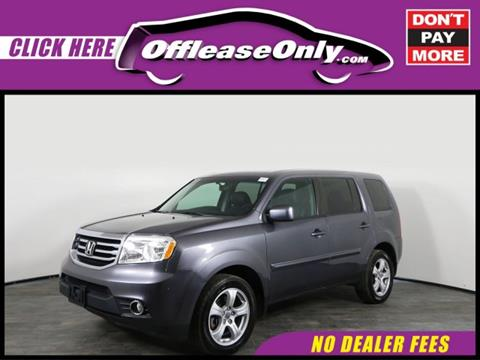 2014 Honda Pilot for sale in Orlando, FL