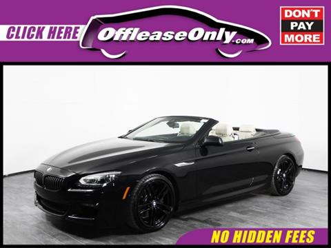 2015 BMW 6 Series for sale in Orlando, FL