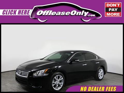 2014 Nissan Maxima for sale in Orlando, FL