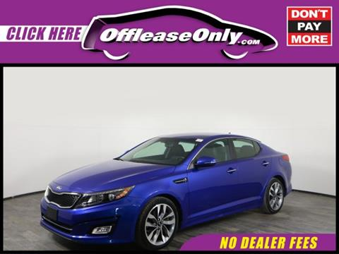 2014 Kia Optima for sale in Orlando, FL