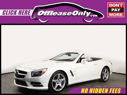 2014 Mercedes-Benz SL-Class for sale in Orlando, FL