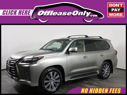 2017 Lexus LX 570 for sale in Orlando, FL