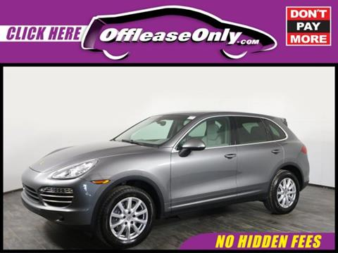 2014 Porsche Cayenne for sale in Orlando, FL