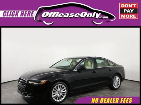 2014 Audi A6 for sale in Orlando, FL