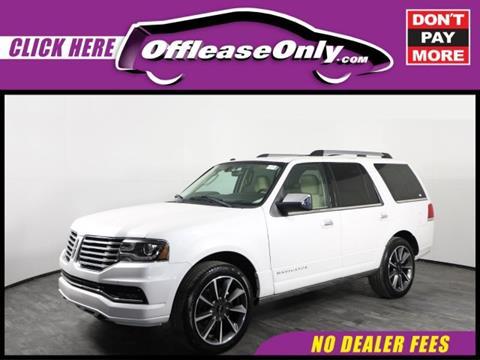 2016 Lincoln Navigator for sale in Orlando, FL