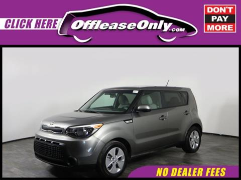 2016 Kia Soul for sale in Orlando, FL