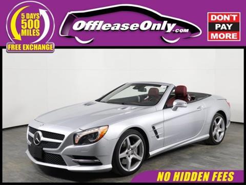 2015 Mercedes-Benz SL-Class for sale in Orlando, FL
