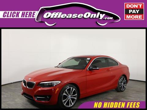 2015 BMW 2 Series for sale in Orlando, FL