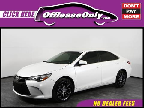 2015 Toyota Camry for sale in Orlando, FL