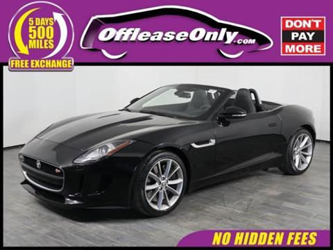 2014 Jaguar F-TYPE for sale in Orlando, FL