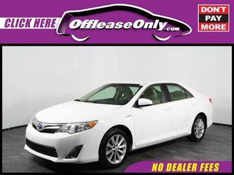 2014 Toyota Camry Hybrid for sale in Orlando, FL