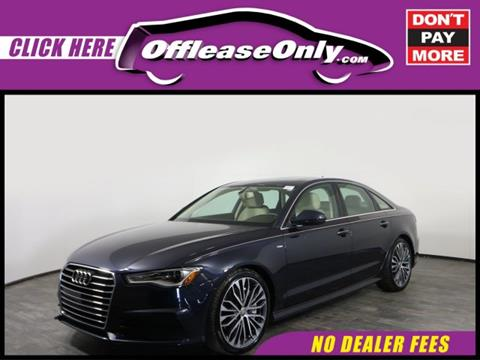 2017 Audi A6 for sale in Orlando, FL