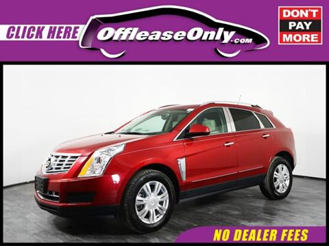 2016 Cadillac SRX for sale in Orlando, FL
