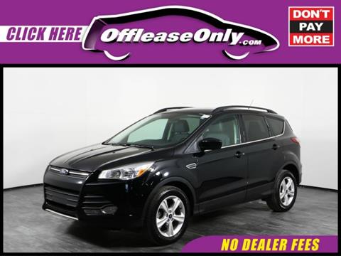 2016 Ford Escape for sale in Orlando, FL