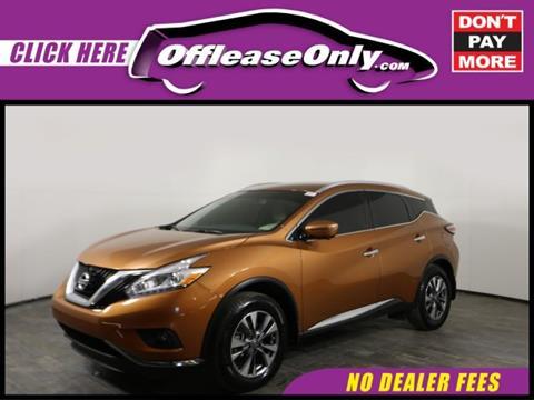 2017 Nissan Murano for sale in Orlando, FL