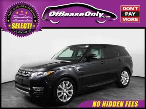 2015 Land Rover Range Rover Sport for sale in Orlando, FL