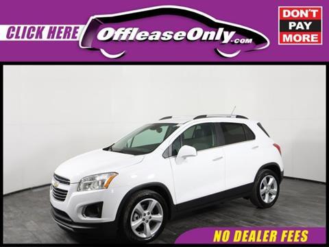 2016 Chevrolet Trax for sale in Orlando, FL