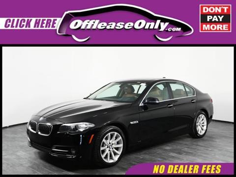 2015 BMW 5 Series for sale in Orlando, FL
