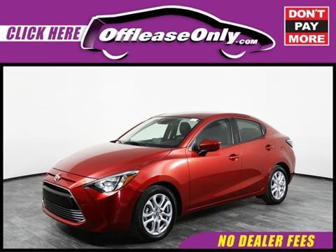 2017 Toyota Yaris iA for sale in Orlando, FL