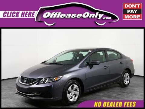 2014 Honda Civic for sale in Orlando, FL