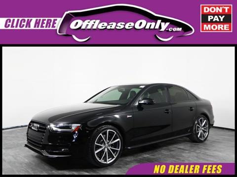 2015 Audi S4 for sale in Orlando, FL