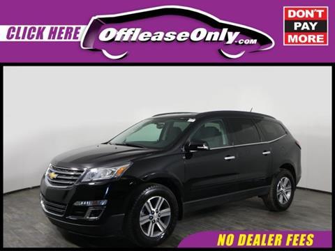 2017 Chevrolet Traverse for sale in Orlando, FL