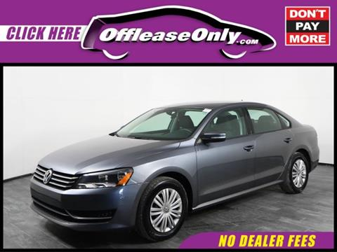 2014 Volkswagen Passat for sale in Orlando, FL