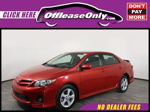 2012 Toyota Corolla for sale in Orlando, FL