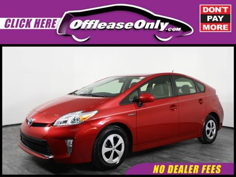 2014 Toyota Prius for sale in Orlando, FL