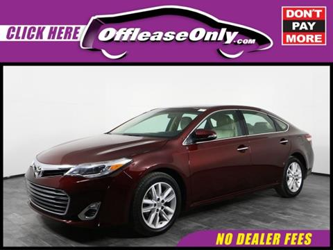 2014 Toyota Avalon for sale in Orlando, FL
