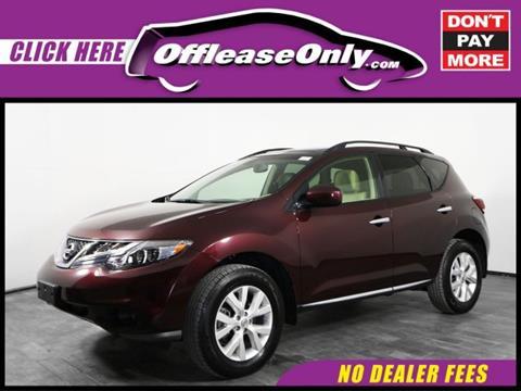 2014 Nissan Murano for sale in Orlando, FL