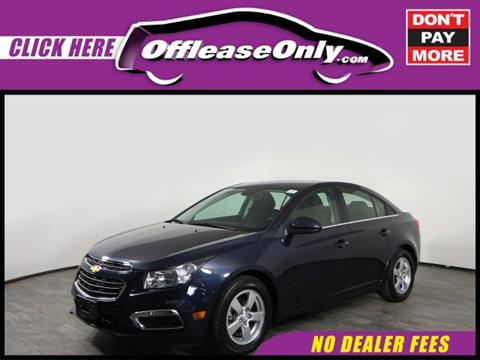 2016 Chevrolet Cruze Limited for sale in Orlando, FL