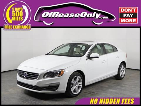 2015 Volvo S60 for sale in Orlando, FL