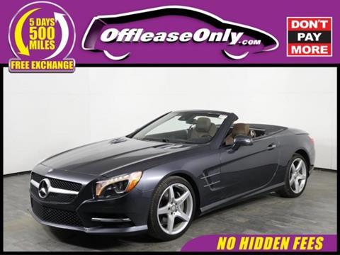 2015 Mercedes Benz SL Class For Sale In Orlando, FL