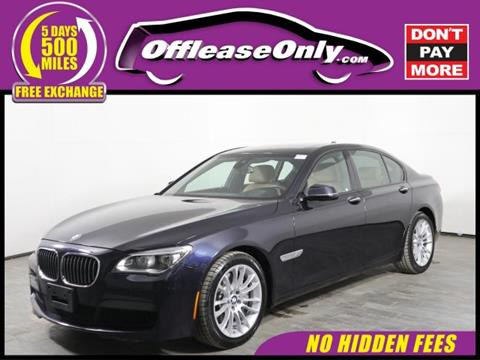 2015 BMW 7 Series For Sale In Orlando, FL