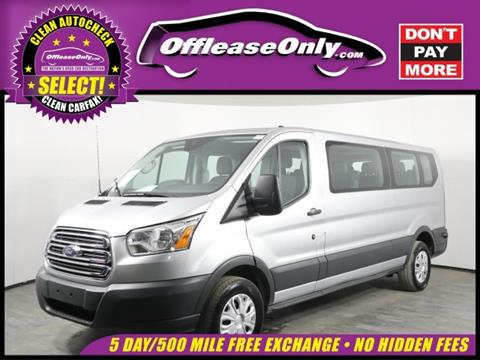 2017 Ford Transit Wagon for sale in Orlando, FL