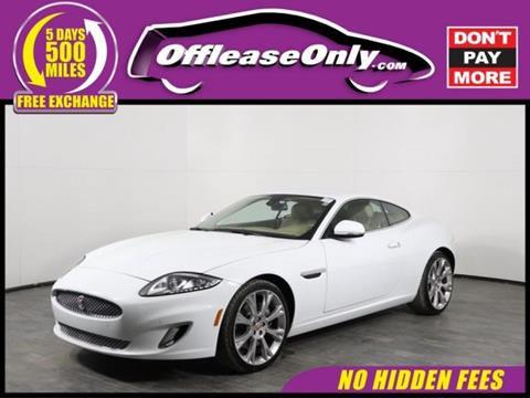 2015 Jaguar XK For Sale In Orlando, FL