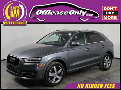 2015 Audi Q3 for sale in Orlando, FL