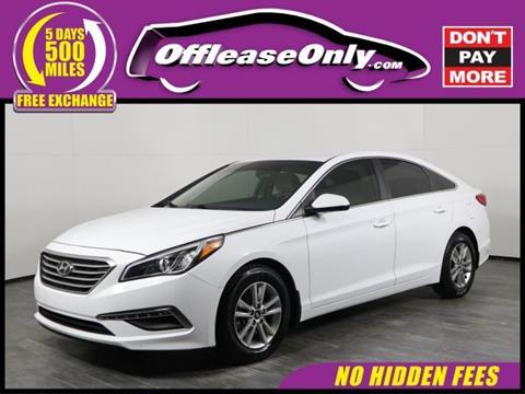 2015 Hyundai Sonata for sale in Orlando, FL