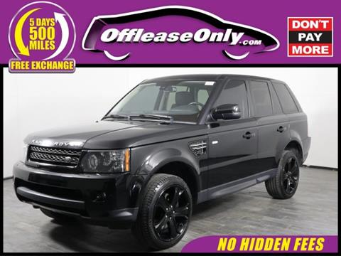 2013 Land Rover Range Rover Sport For Sale in Myrtle Beach, SC ...